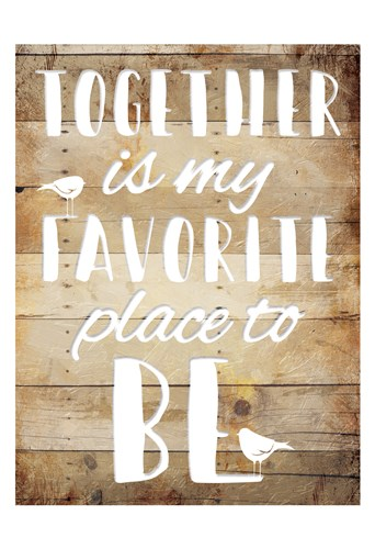 Favorite place Poster by Jace Grey for $22.50 CAD