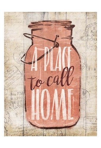 A Jar To Call Home Poster by Jace Grey for $22.50 CAD