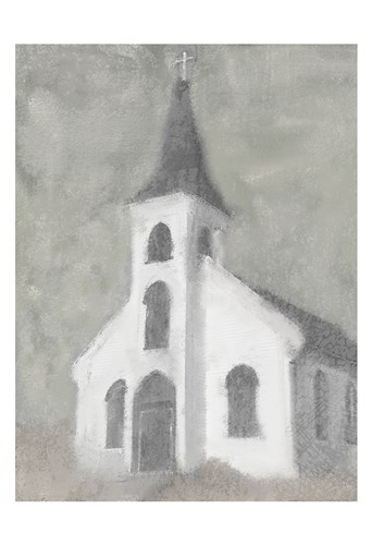 Steeple Poster by Kimberly Allen for $22.50 CAD