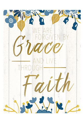 Forgiven Poster by Kimberly Allen for $22.50 CAD