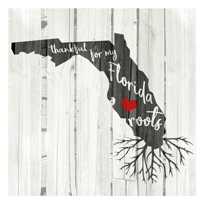 FL Roots Poster by Kimberly Allen for $18.75 CAD