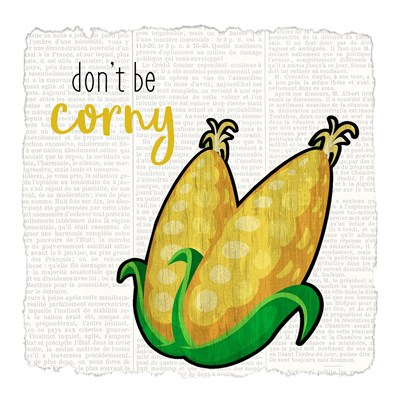 Just Veggie 3 Poster by Kimberly Allen for $18.75 CAD