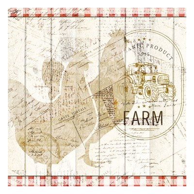 Farm Fresh Poster by Kimberly Allen for $18.75 CAD