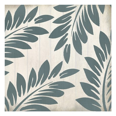 Seafoam Ferns 1 Poster by Kimberly Allen for $18.75 CAD