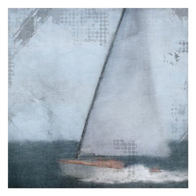 Out Sailing Poster by Kimberly Allen for $18.75 CAD
