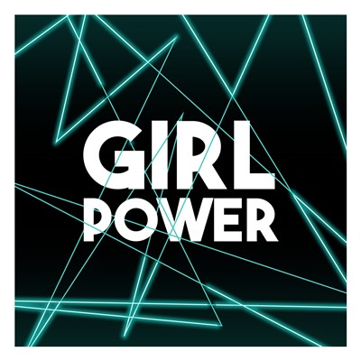 Girl Power Poster by Milli Villa for $18.75 CAD