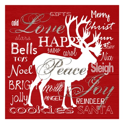 Christmas Wrap Poster by Sheldon Lewis for $18.75 CAD