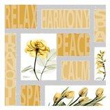 Mondrian Flowers 3