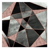Blush Geo Abstract 1
