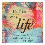 My Faith In Him Was Life