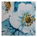 Blue Flora A