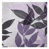 Vibrant Purple Leaf 3