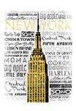 New York - Yellow