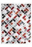 Red Smoke Tile
