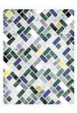 Emerald Smoke Tile