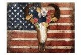American Floral Bull