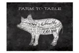 Farm To Table Pig