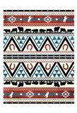 Western Aztec Pattern