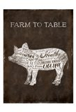 Farm To Table Cow