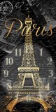 Paris Eiffel Time