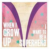 Superhero Girl Power