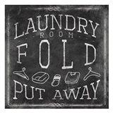 Chalkboard Laundry Mate