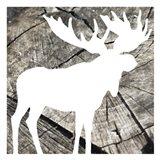 Wood Moose Reverse