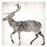 Wood Deer Mate