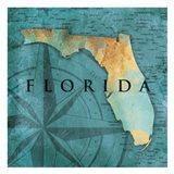 Florida Sea Map