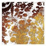 Gold Floral Stamp