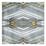 Kaleidoscope Gold And Grey