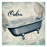 Calm Bath Print