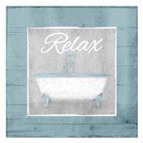 Relax Bath Wood