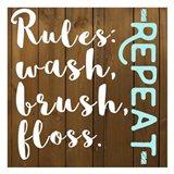 Floss Repeat