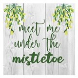 Green Mistletoe