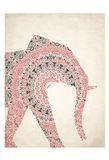 Mandala Elephant 1
