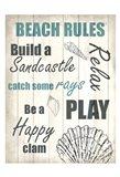 Beach Rules 1