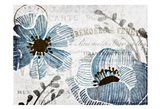 Soft Floral Blue 3