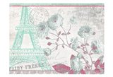 Mint and Pink Paris