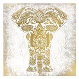 Gold Mandala 2