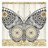 Damask Butterfly 1