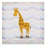 Pink Giraffe Time