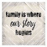 Family Is Where Our Story