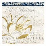 Carte Postale Gold 2