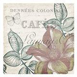 Cafe Floral 1