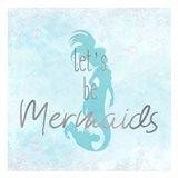 A Mermaid 3 Silver