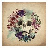 Floral Skull 1 v2