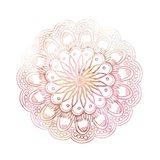 Pink Mandala 1