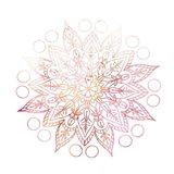Pink Mandala 3