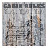 Cabin Rules 1